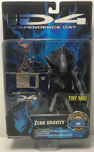 Independence Day ID-4 Alien Zero Gravity Figure