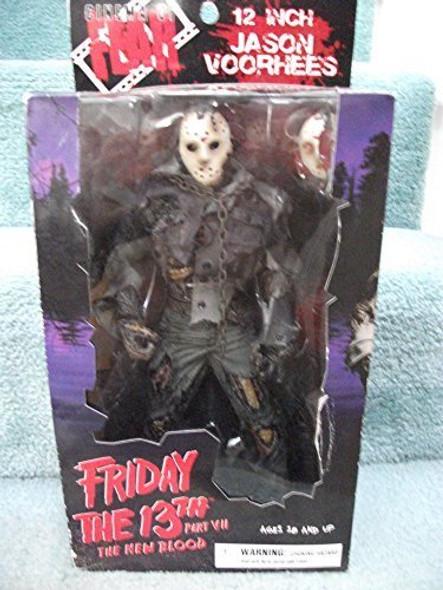 Mezco Toyz Cinema of Fear 12 Inch Jason Voorhees