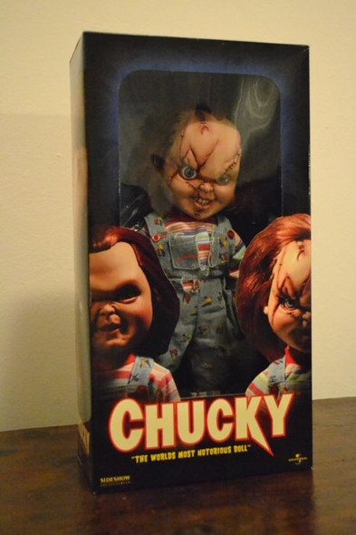 Bride of Chucky Sideshow Collectibles 2008 Exclusive **Opened**