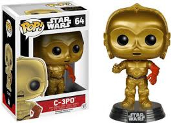 star wars pop c3po