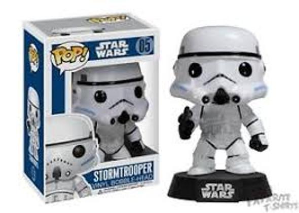 POP Star Wars : Stormtrooper