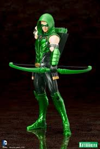 kotobukiya artfx green arrow