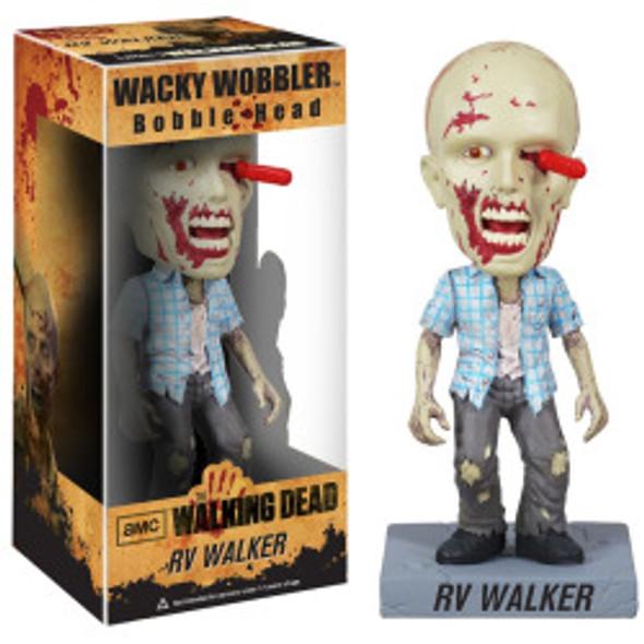 Walking Dead RV Zombie Bobble