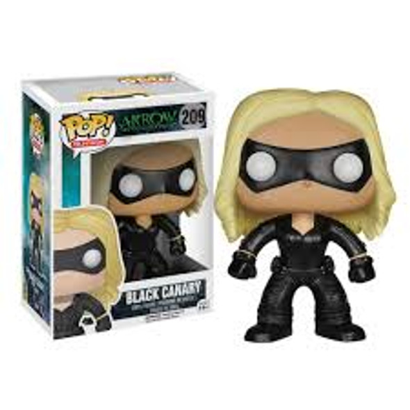 arrow pop black canary