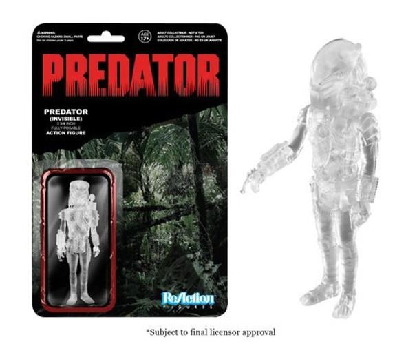 Reaction Predator Clear Figure