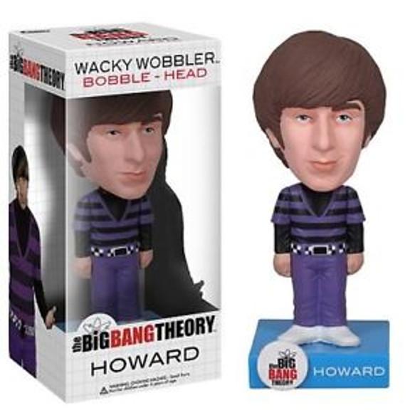 Big Bang Theory Howard Bobble