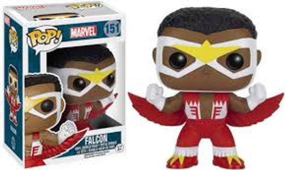 marvel pop falcon