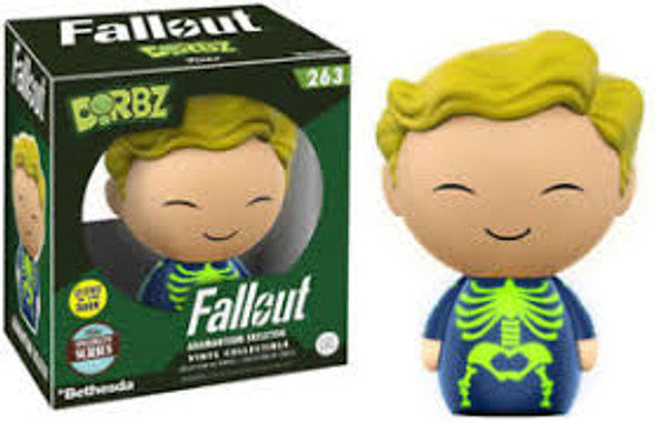 fallout dorbz vault boy adamantium specialty series