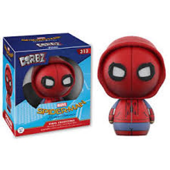 spiderman homecoming dorbz homemade suit