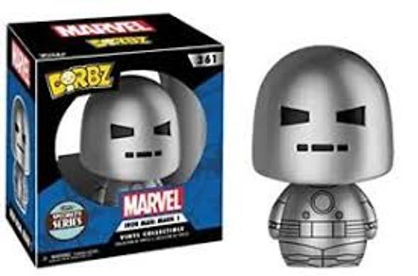 specialty series dorbz iron man mk 1