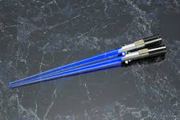 Star Wars Rey Light Up Lightsaber Chopsticks