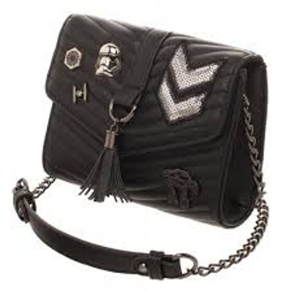 Dark Side Crossover Purse