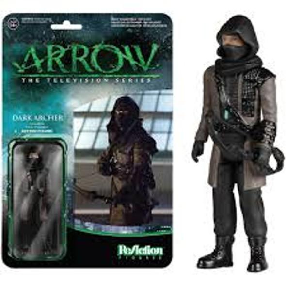 Reaction Arrow Dark Archer