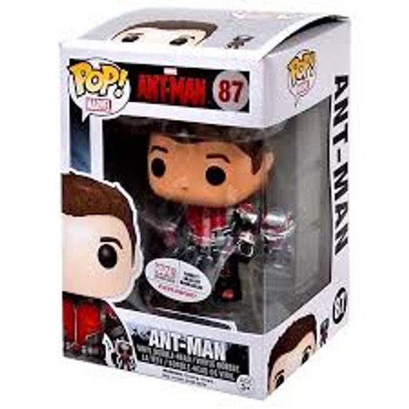 Collector Corps Pop Ant Man