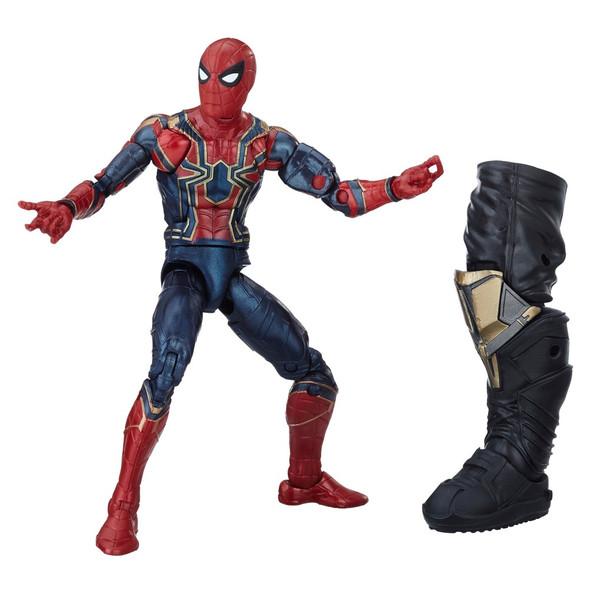 Avengers Marvel Legends Series 6-inch Iron Spider-Man Action Figure