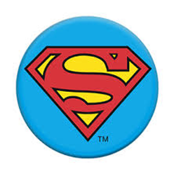 Popsockets Superman Logo