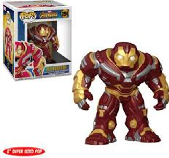 Infinity War Pop Hulkbuster
