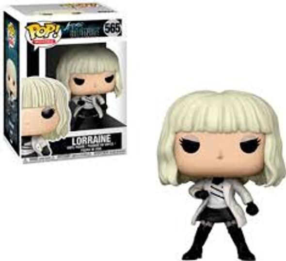 Atomic blonde Lorraine pop