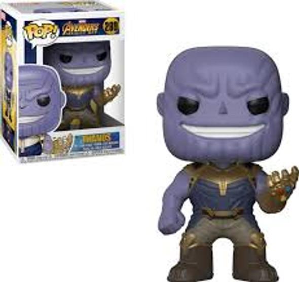 Infinity War Pop Thanos