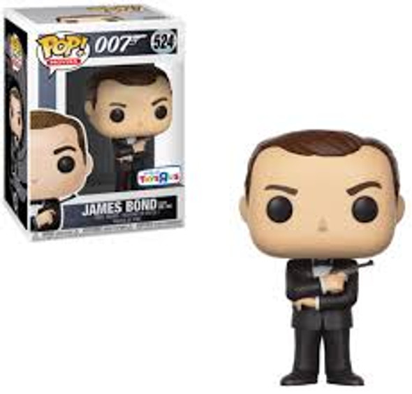 007 Pop James Bond Toys R Us Exclusive
