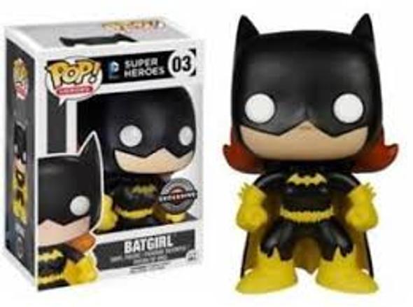 **BOX DAMAGE** Pop Batgirl Eb