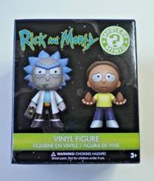 Rick And Morty Mystery Mini S1