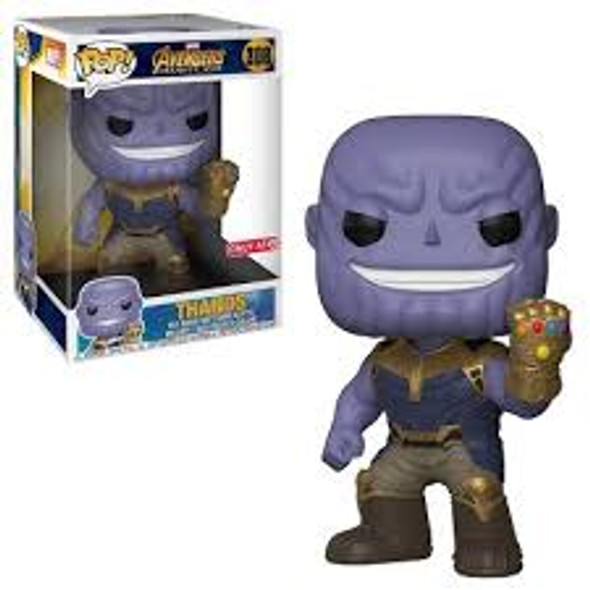 "10"" Thanos Pop"