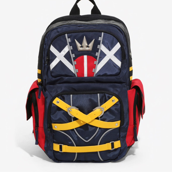 Kingdom Hearts Tactical Backpack