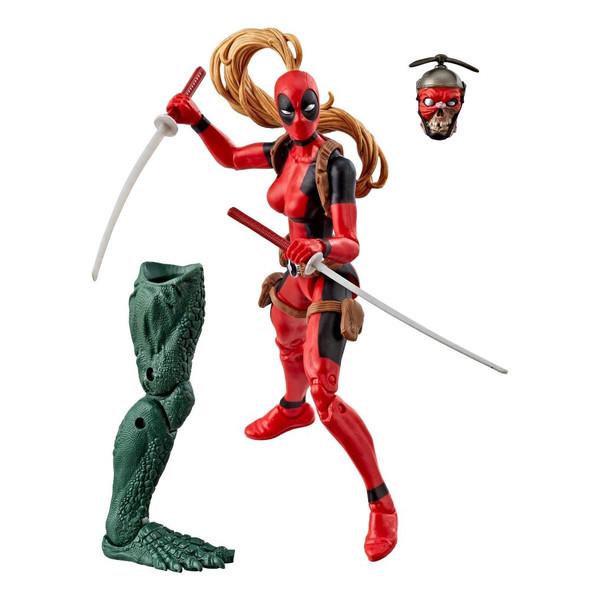 Marvel Legends Lady Deadpool