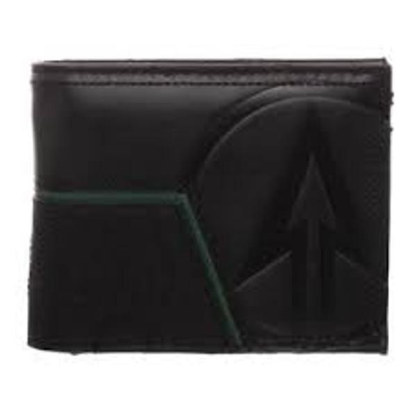 Green Arrow Bifold Wallet