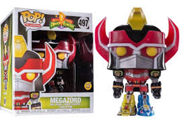 Power Rangers Pop Megazord Entertainment Earth Exclusive
