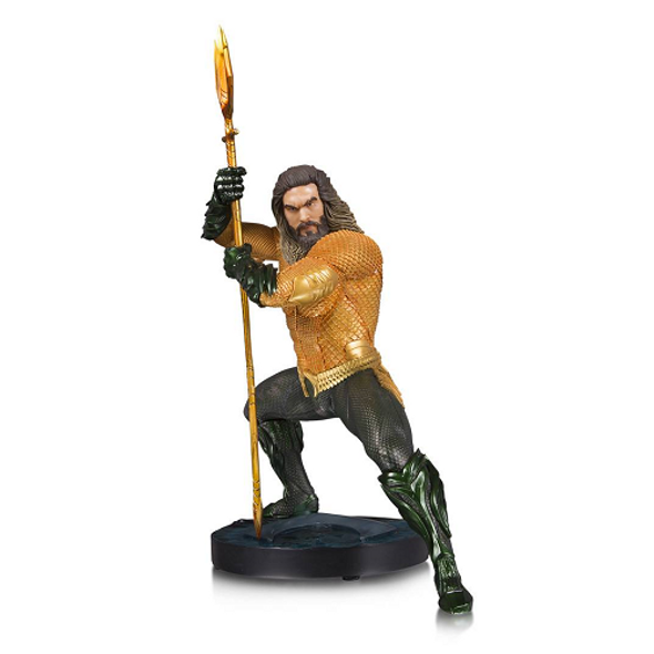 DC Aquaman Movie Aquaman Statue