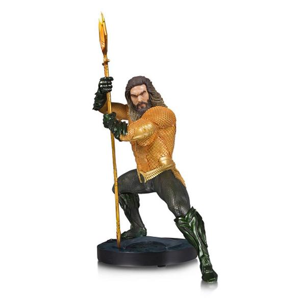 DC Aquaman Movie Aquaman Statue