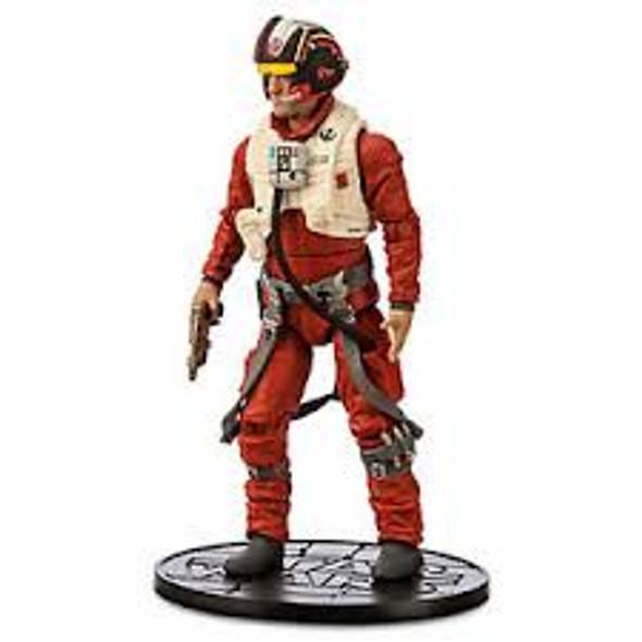 Disney Store Star Wars Poe Dameron Elite Series Die Cast