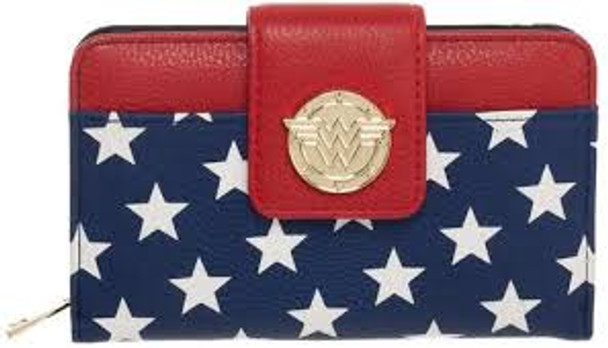 Wonder Woman Flap Wallet