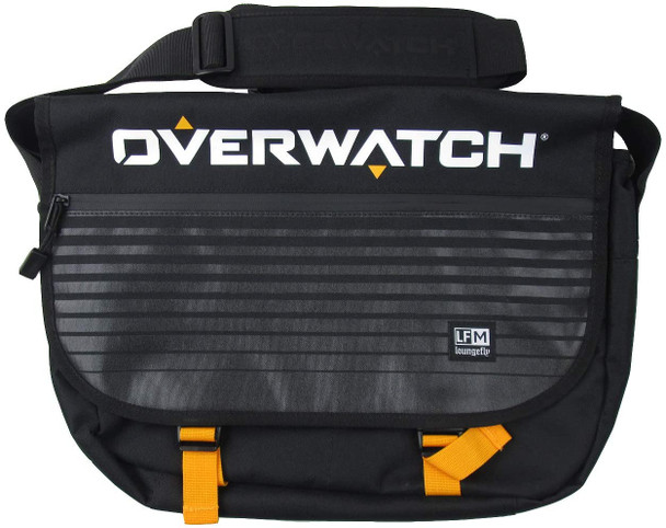 Loungefly Overwatch Messenger Backpack