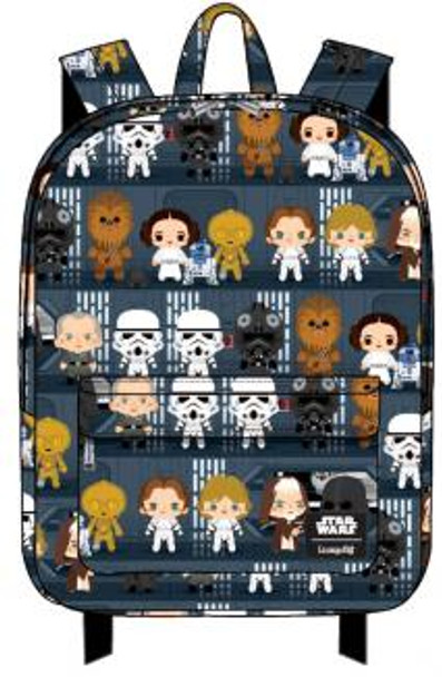 Loungefly Star Wars Death Star Chibi Backpack