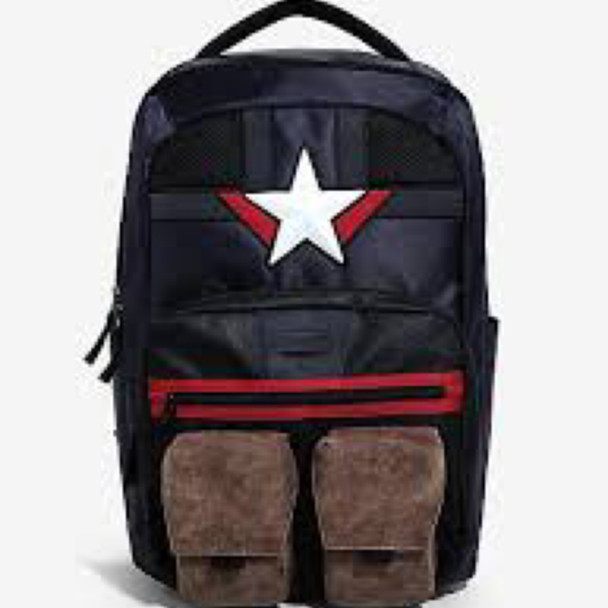 Captain America Backpack Ht