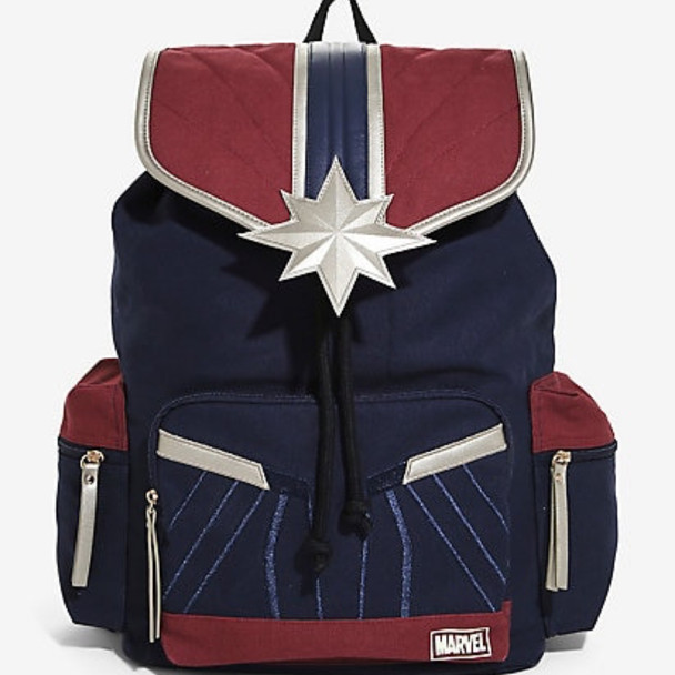 Captain Marvel Backpack Ht