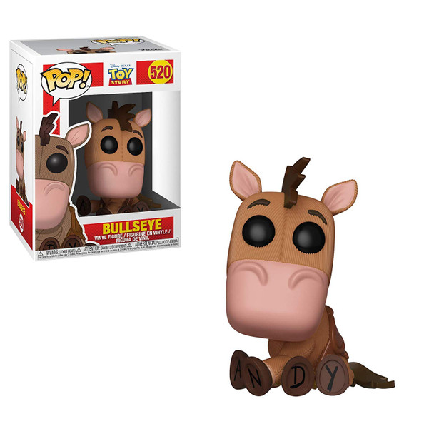 Funko Pop: Toy Story - Bullseye