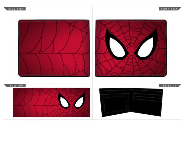 Spiderman Bifold Wallet