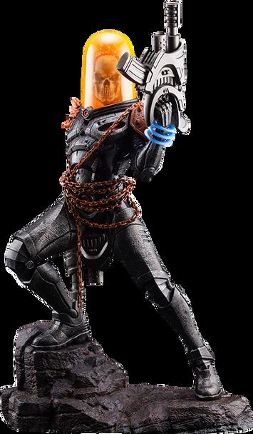 Ghost Rider Marvel Premier ARTFX Statue from Kotobukiya