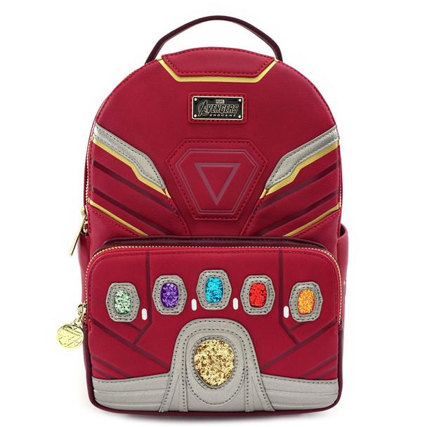 Loungefly Marvel Iron Man Iron Gauntlet Mini Backpack