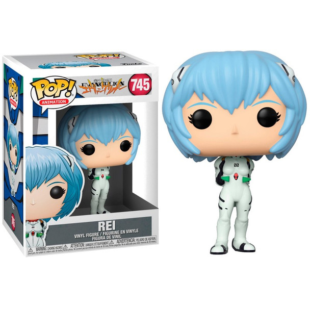 Funko Pop! Animation Rei Evangelion