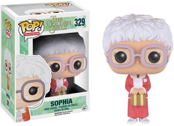 Funko Pop! TV: The Golden Girls - Sophia