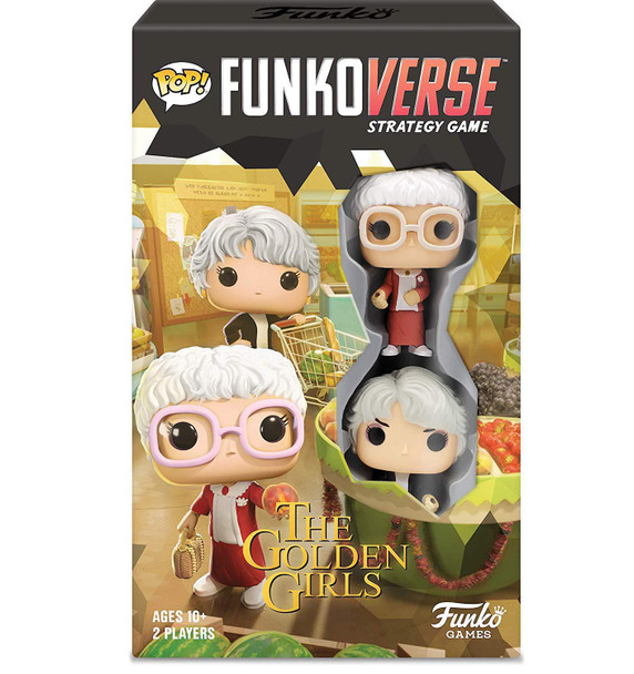 Golden Girls Funkoverse Strategy Game