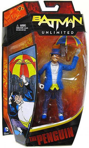 Batman Unlimited The Penguin Figure