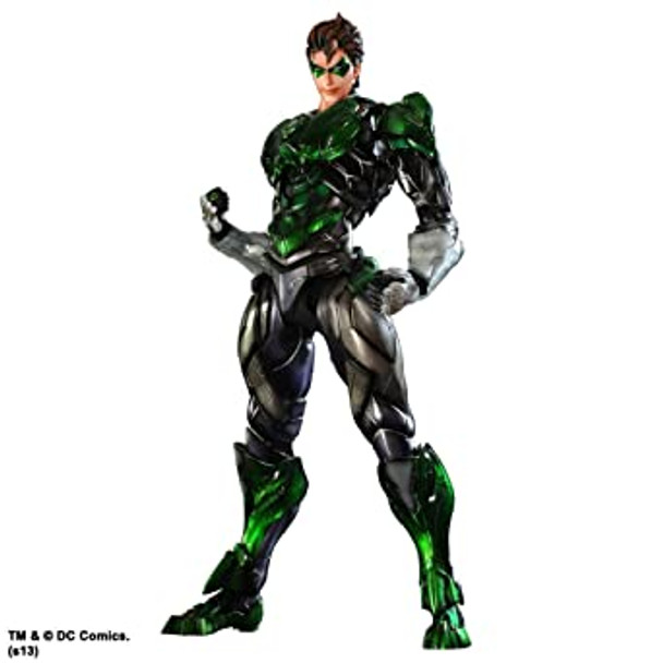Square Enix Variant Green Lantern Play Arts Kai