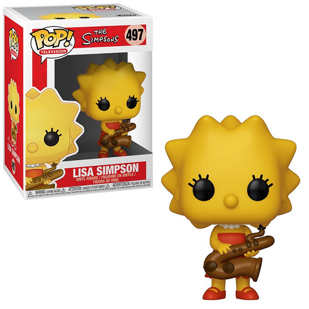 S3 - Fly Boy Bart Vinyl Figure Animation: The Simpsons Funko Pop