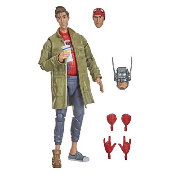 Marvel Legends Peter Parker 6-Inch Figure